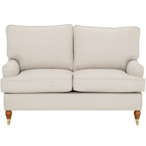 HOWARD 2-sits Soffa Arosa Beige